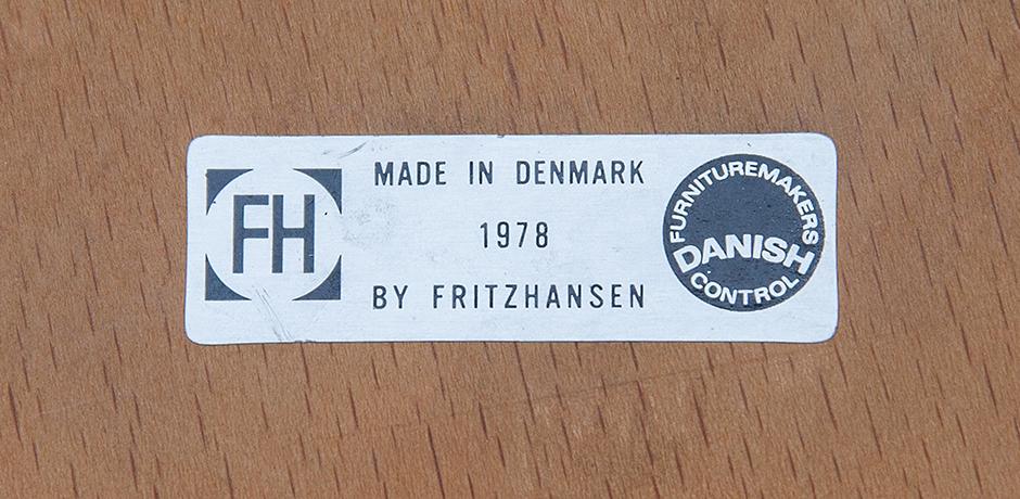 Arne-Jacobsen-Fritz-Hansen-stools-marked