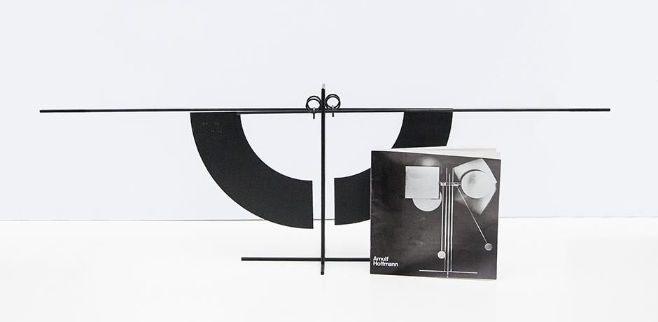 Arnulf-Hoffmann-kinetic-pendulum-object