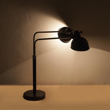 Christian-Dell-Kaiser-tischlampe-lampe-schwarz