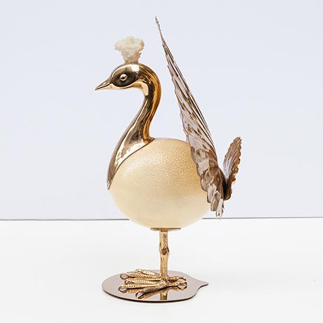Crespi-phoenix-vogel-skulptur-figur