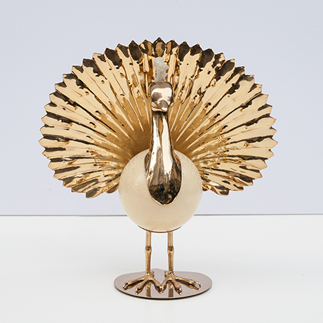 Crespi-phoenix-bird-sculpture-golden