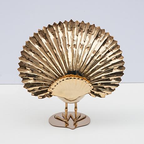 Crespi-phoenix-vogel-skulptur-figur-vintage