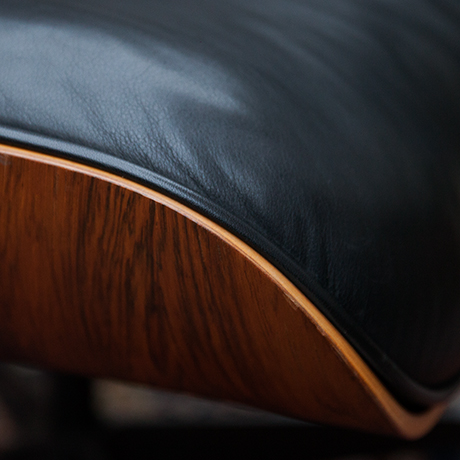 Eames-lounge-chair-ottoman-black-leather