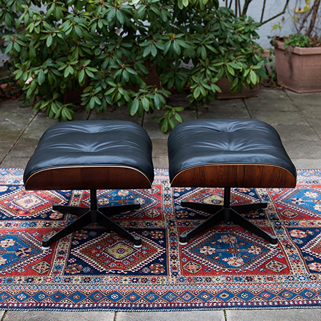 Eames-lounge-chair-ottoman-wooden-leather