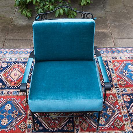 Easy-chairs-blue-velvet-interior-design