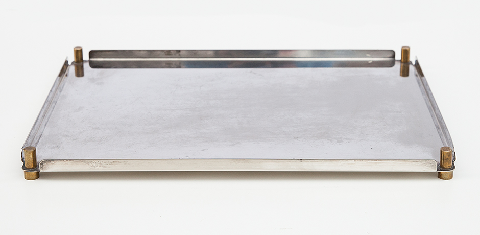 Ettore-Sottsass-tray-silver-plate