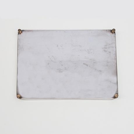 Ettore-Sottsass-Tablett-silber-servierplatte