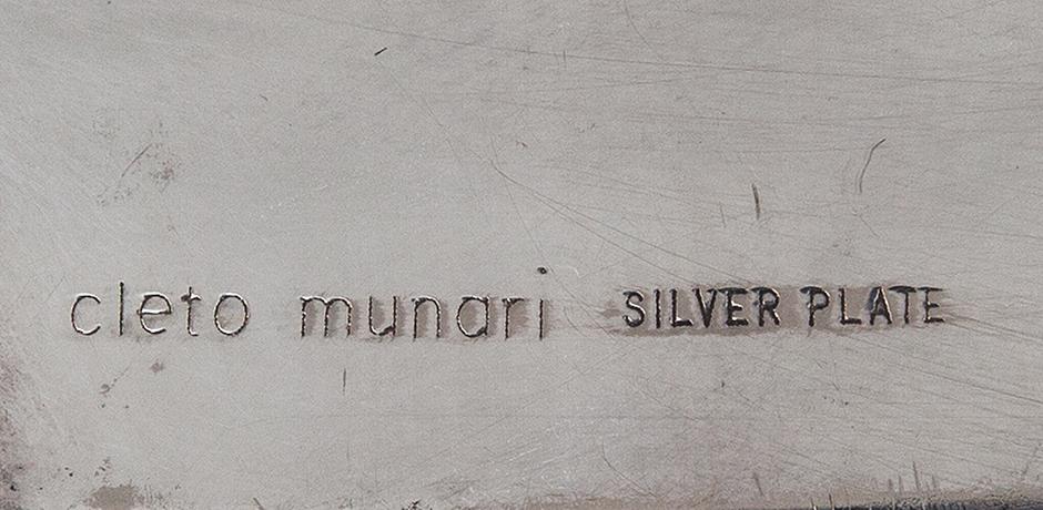 Ettore-Sottsass-tray-silver-Cleto-Munari