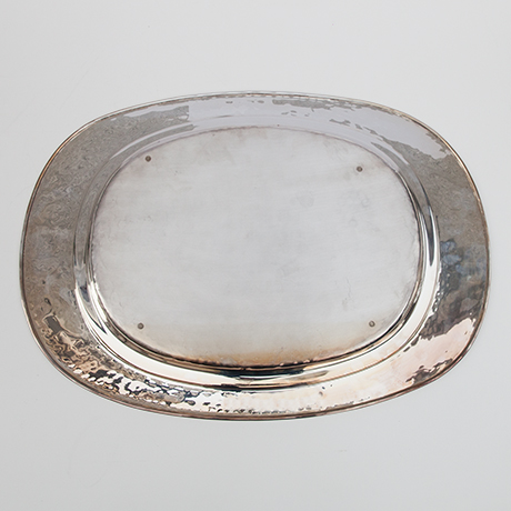 Franco-Lapini-lobster-tray-plate-silver