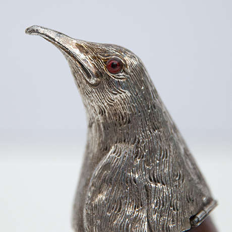 Gabriella-Crespi-penguin-silver-box
