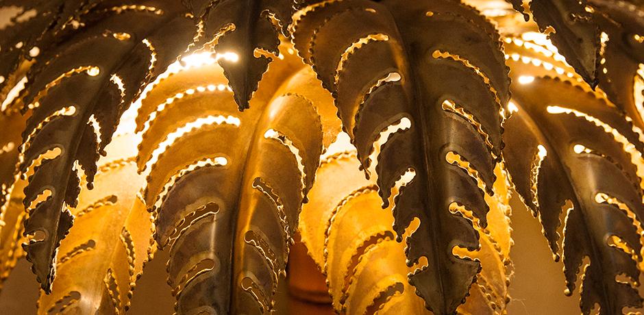 Maison-Jansen-wandlampe-lampe-palme-vintage