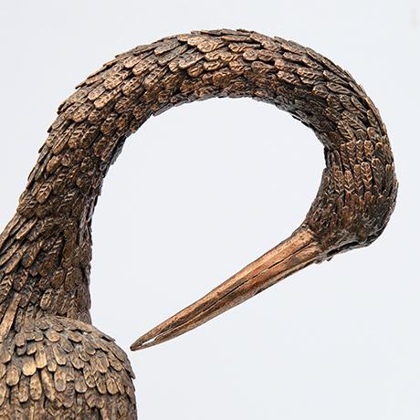 Santaga-vogel-figur-skulptur-vintage