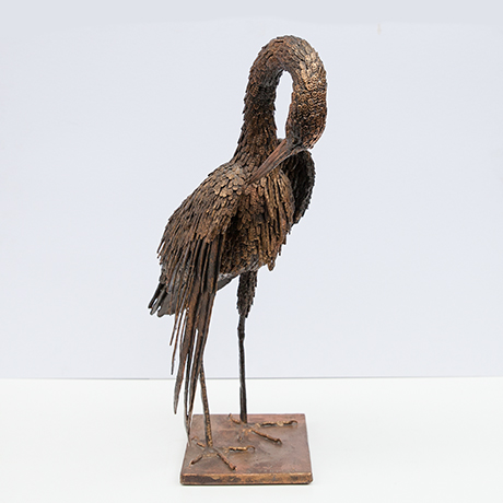 Santaga-bird-sculpture-bronze-italy