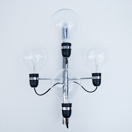 Schlichtes Designgino-sarfatti-wall-light-lamp-Arteluce