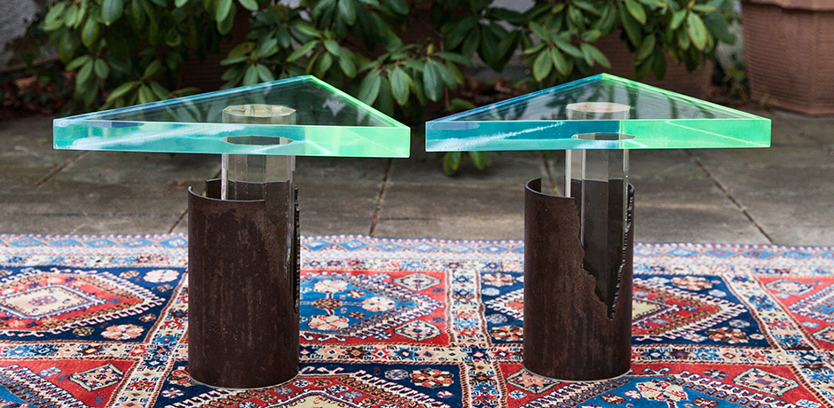 side-table-acrylic-green-blue-art