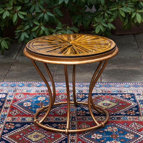 tiger-eye-side-table-iron-base