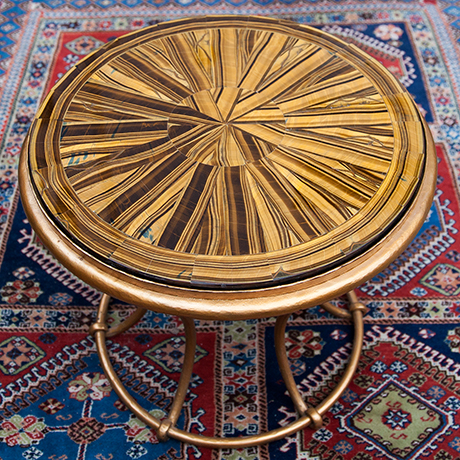 tiger-eye-side-table-round-art