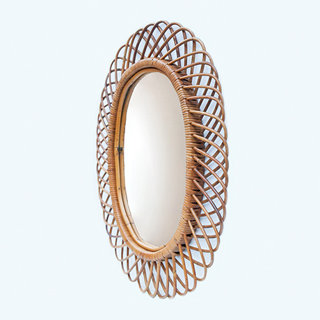 wall-mirror-bamboo-french-riviera-oval