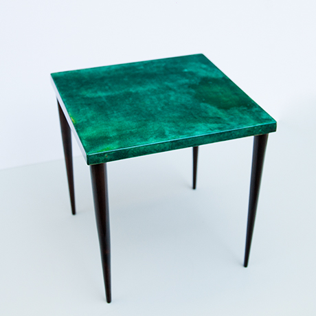 Schlichtes DesignAldo-Tura-side-table-green