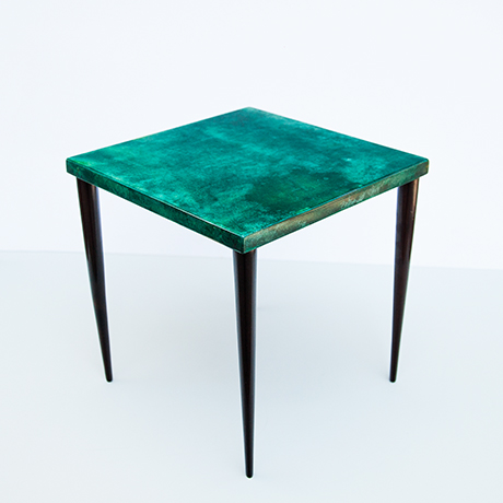 Aldo-Tura-side-coffee-table-green-vintage