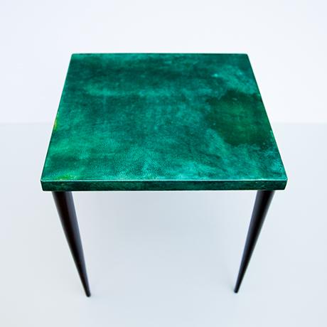 Aldo-Tura-side-table-green-square