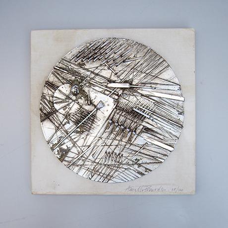 Schlichtes DesignArnaldo-Pomodoro-book-object-disk