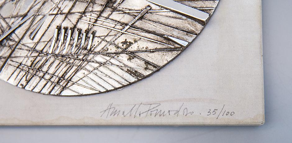 Arnaldo-Pomodoro-book-object-art-signed