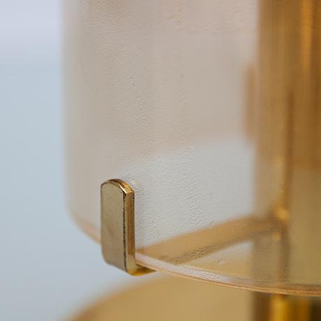Barovier-tischlampe-Lampe-Murano-glas-gold