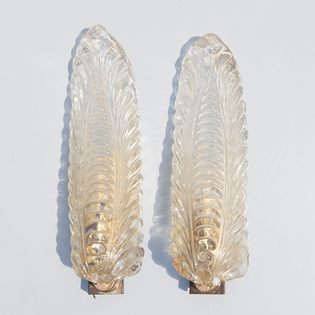 Barovier-Toso-wall-sconce-vintage-murano-glass