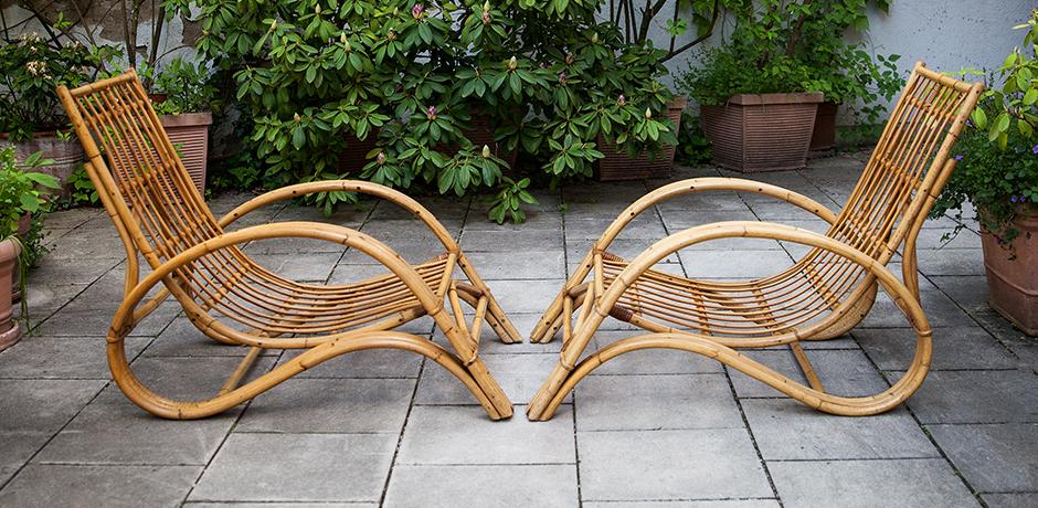 Bonacina-chair-ottoman-bamboo-outdoor-furniture