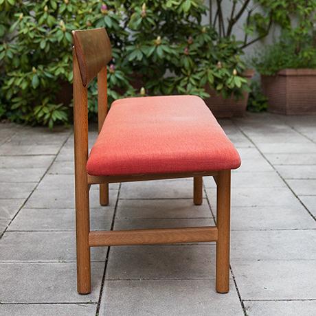 Borge-Mogensen-Oak-Dining-Chairs-bench-danish