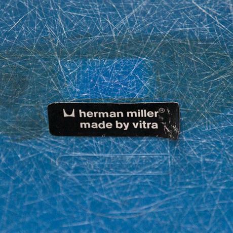 Charles-Eames-Stapelstuehle-Stuehl-blau-Miller