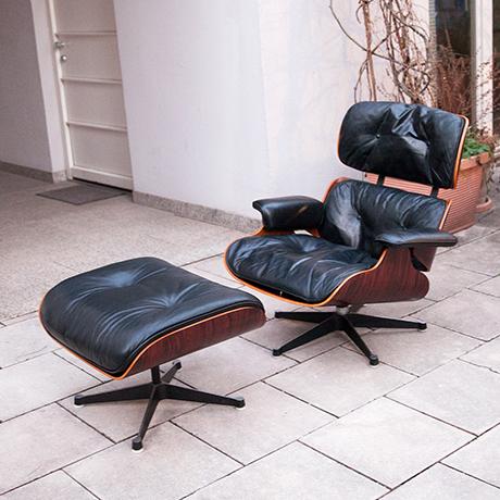 Eames-Vitra-lounge-chair-ottoman-leather-black