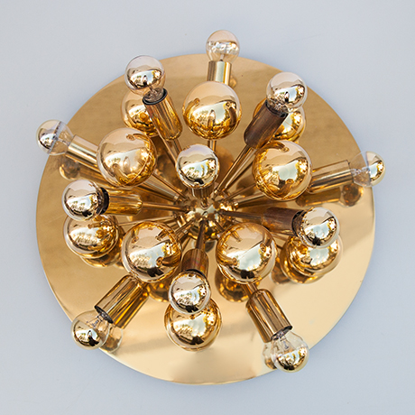 Cosack-Sputnik-lamp-wall-light-golden