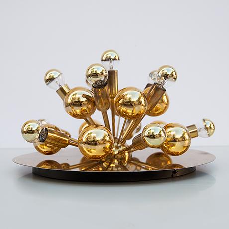 Cosack-Sputnik-lampe-wandlampe-gold
