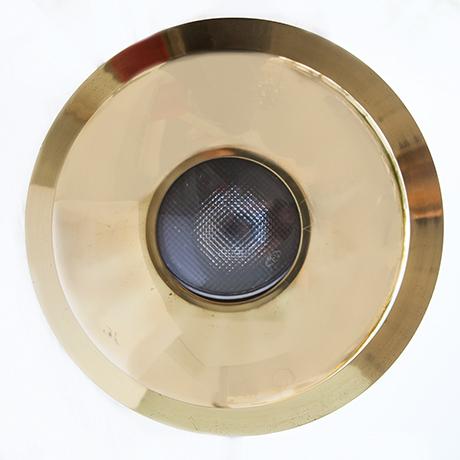 Fiori-Di-Loto-pendant-lamp-Scarpa-golden