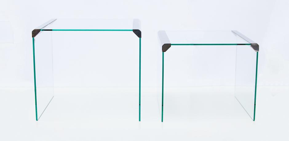 Gallotti-Radice-Beistelltisch-Satztisch-Tische-transparent