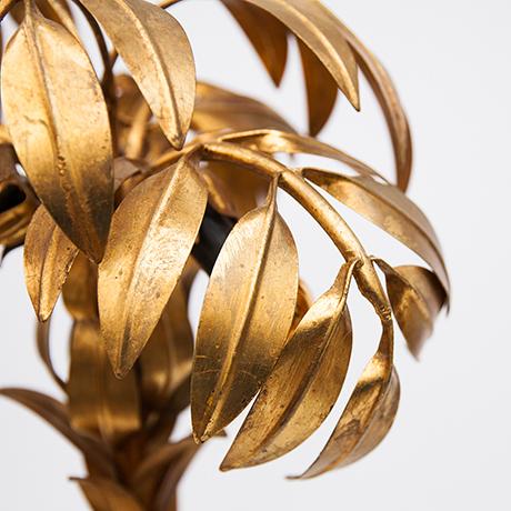 Hans-Koegl-palm-table-lamp-golden