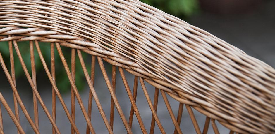 Sessel-bambus-rattan-Gartenmoebel