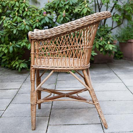 armchair-bamboo-rattan-italy