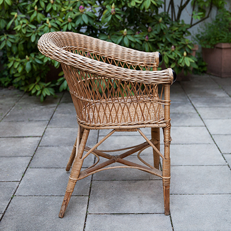 Sessel-bambus-rattan-Sitzmoebel