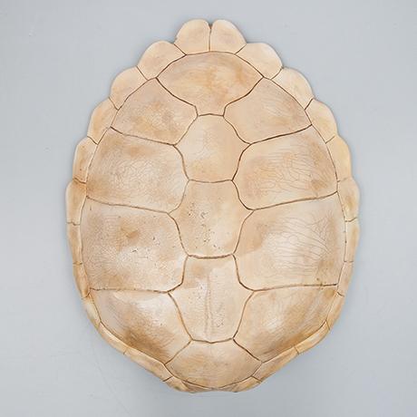 Pierre-Cardin-table-lamp-tortoise-shell-porcelain