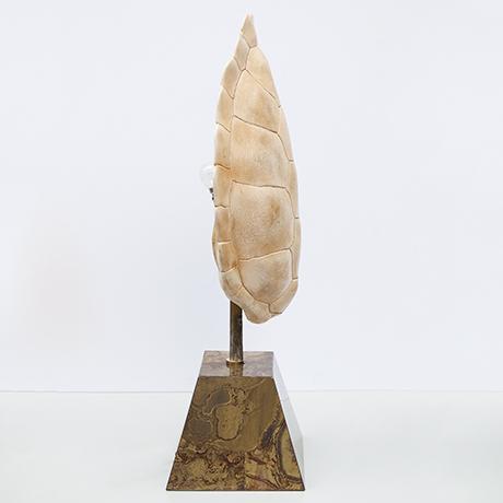 Pierre-Cardin-table-lamp-tortoise-shell-ceramic