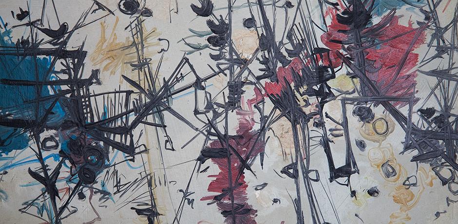 Rolf-Cavael-oil-Gemaelde-abstrakt-Malerei