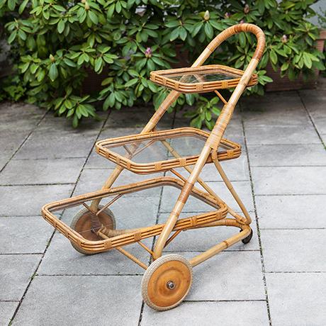 bar-cart-bamboo-rattan-glass