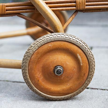 Barwagen-bambus-rattan-vintage