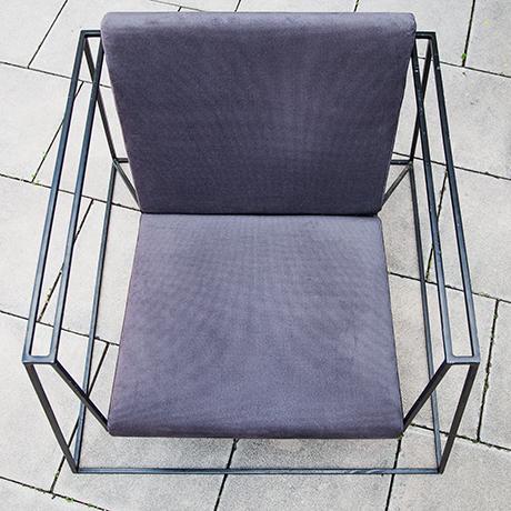 chair-armchair-cubistic-black-vintage