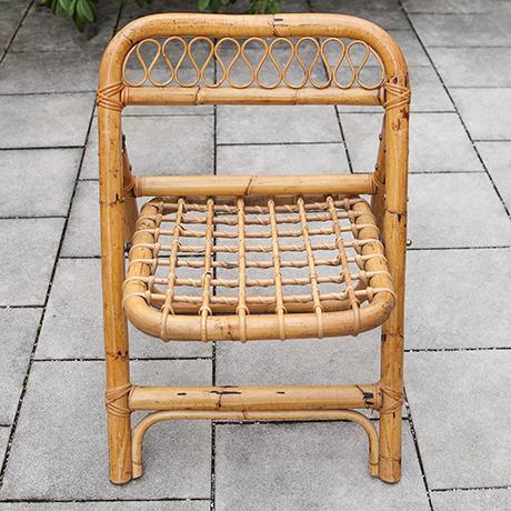 folding-chairs-bamboo-Agnoli-italy