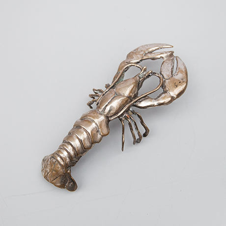 lobster-figures-objects-silver