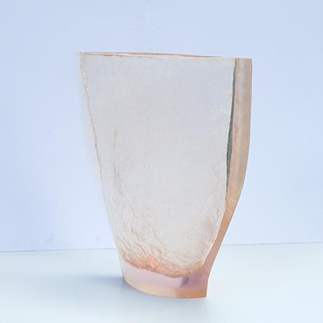 vase-rose-yellow-resin-acrylic-art